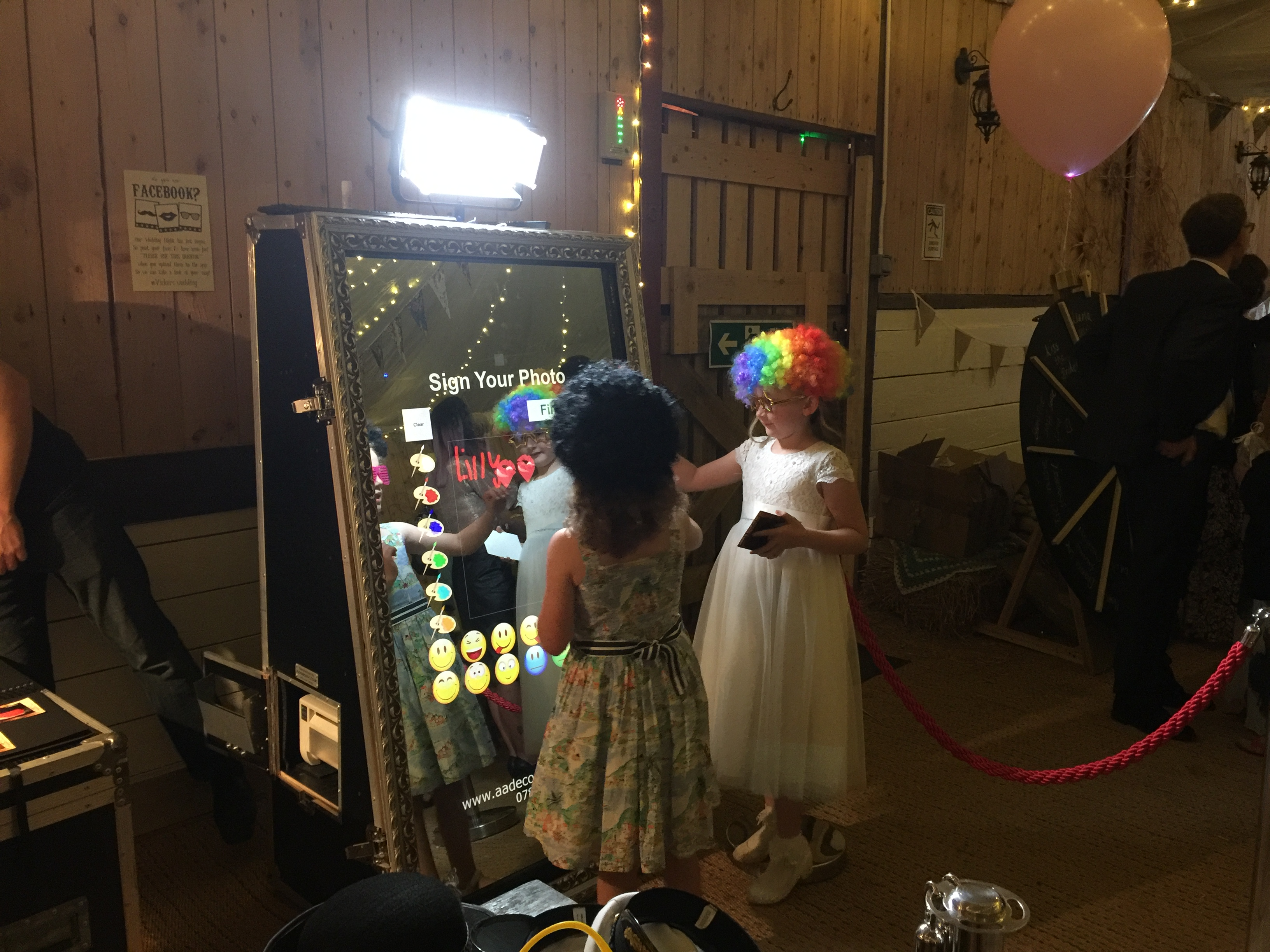 Magic Mirror Hire Liverpool